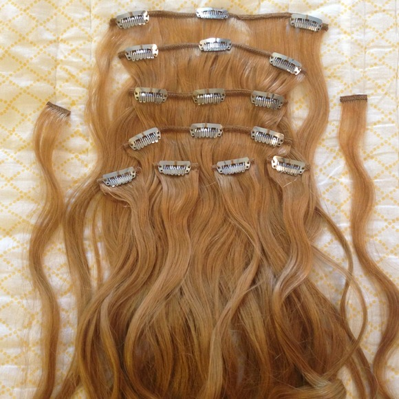 Red Hair Extensions Sally Beauty Supply Triple Weft Hair Extensions