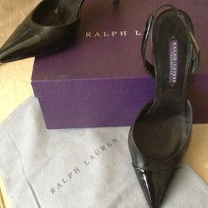 Host Pick 10/7 Ralph Lauren Purple Label Heels