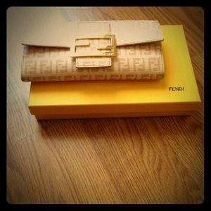 .....FENDI wallet.....
