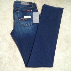 7 FOR ALL MANKIND JEANS (brand new!!!)