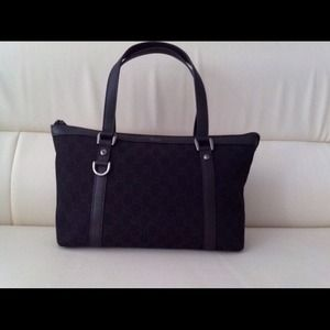 Authentic Gucci tote