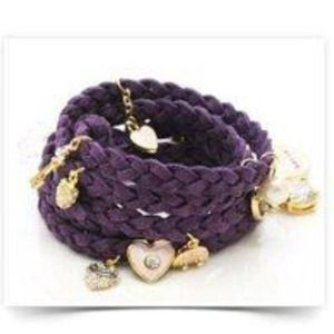 Jewelry - Leather wrap bracelet