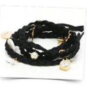 Jewelry - Leather wrap bracelet!