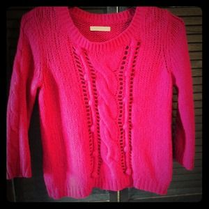 Old Navy sweater.