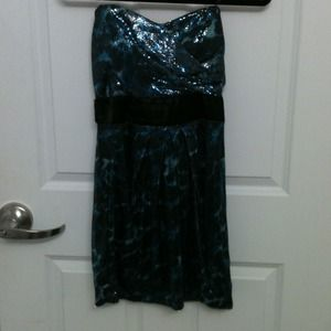 Gorgeous Speechless Sequin Dress