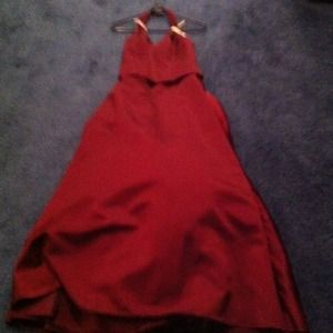 Size 2 David's Bridal Bridesmaid Gown.