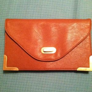 Handbags - *****SALE******Light brown clutch