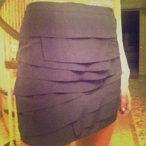 Banana Republic tiered skirt! 💕 Looove