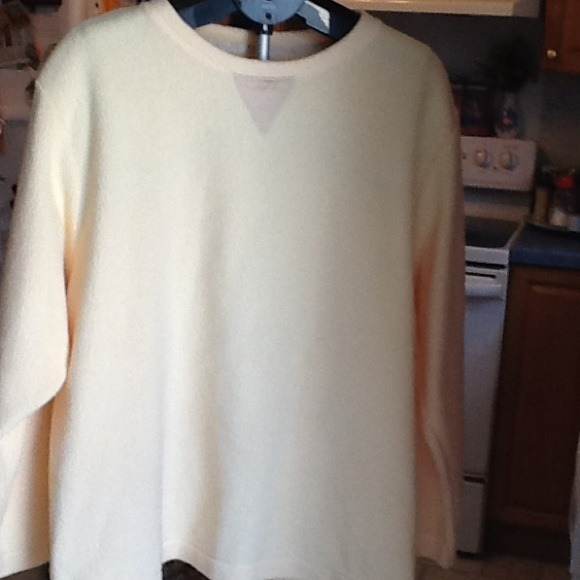 New York Laundry Tops Fleece Top Poshmark