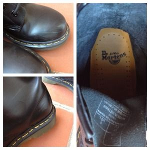 Dr. Martens Shoes - Black Size 6 Doc Martens 4