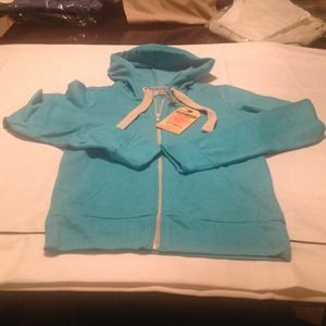 Brave soul hooded Zip thru