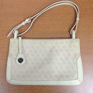 Beige Dooney & Bourke Handbag