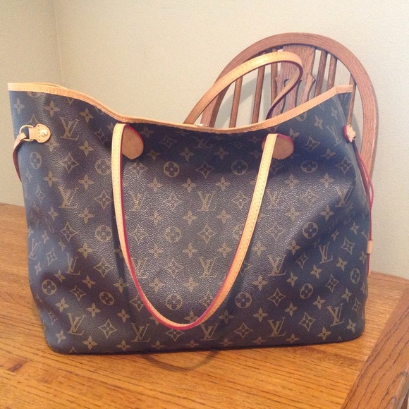 Louis Vuitton Bags   Lv Neverfull Gm   Poshmark df0de97142