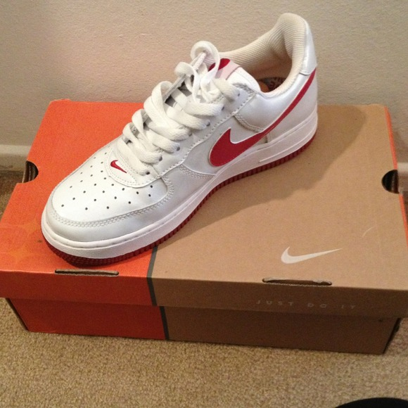 Nike Shoes Valentines Day Edition Air Force One Poshmark