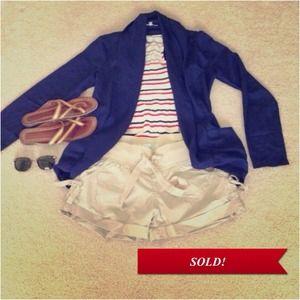 Pants - SOLD! NWOT Khaki shorts