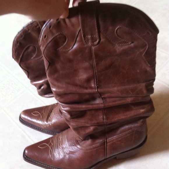 59% off Boots - Steve madden sexy cowgirl boots from Heather's ...