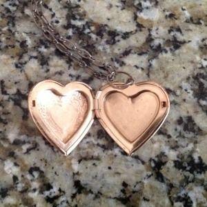 Jewelry - Heart Locket Necklace