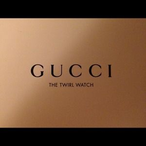 Gucci Jewelry Authentic Cuff Twirl WatchWide Band Amber Poshmark - How to create paypal invoice gucci outlet online store authentic