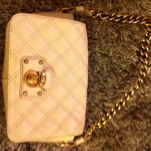 Marc Jacob Quilted Leather Bag