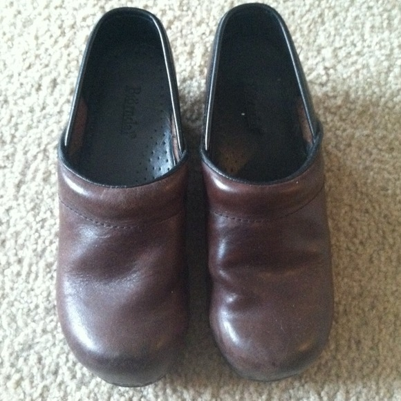66 shoes bjorndal clogs from meghan s closet on