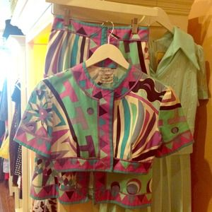 emilio pucci vintage dress on Poshmark