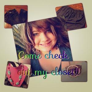 Come check out my closet
