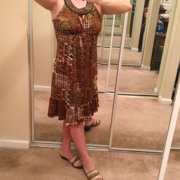 51e0fc4da10db R&K Dresses | Final Reductionnwot Stunning Rk Dresspennys | Poshmark