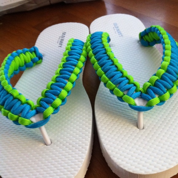 old navy shoes paracord flip flops poshmark