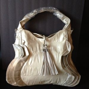 ⬇️️️️️️️Reduced ⬇️ Host Pick  Champagne Bag
