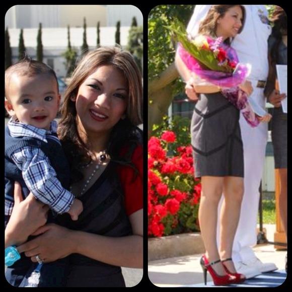 XOXO Dresses & Skirts - XOXO Gray & Black Chevron Dress, Size XS-Small