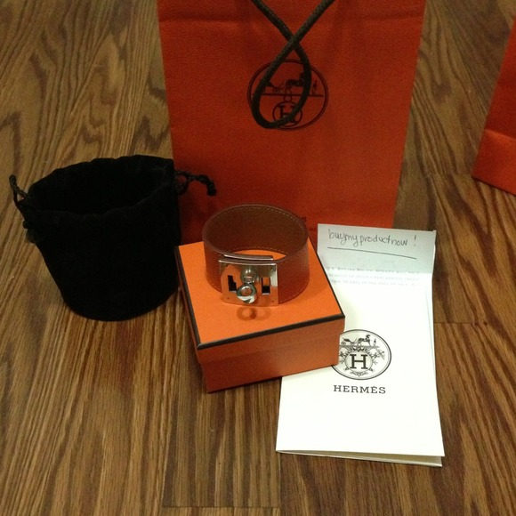 Hermes Kelly Dog Bracelet Size