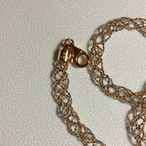 Jewelry - 14 karat necklace approx 17.75 inches