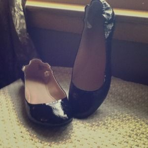 Black flats by Mossimo