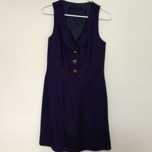 Marc by Marc Jacobs Vest Dress