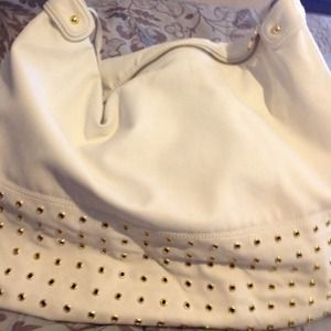 Deux Lux Studded Hobo On Poshmark