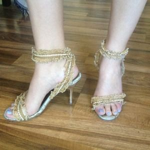Betsey Johnson flirty heels