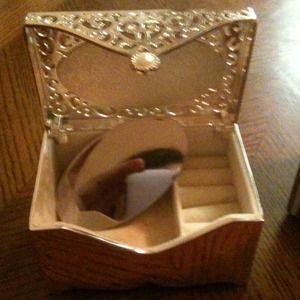 66 off jewelry things remembered jewelry box from for Things remembered jewelry box