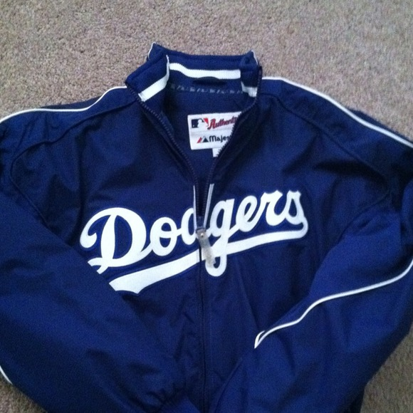 42 Off Jackets Amp Blazers Dodgers Jacket ⚾ From Gabby S