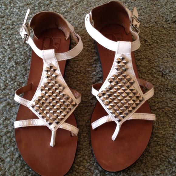Studded Leather Sandals & VS BUNDLE