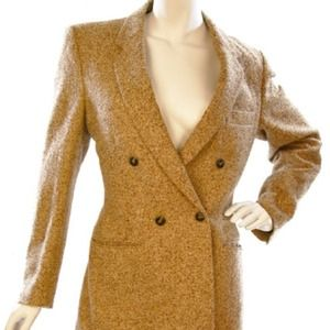 Vintage 1970's Raffinati Tweed Jacket