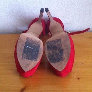 Sam Edelman Shoes - Sam Edelman peep toe heels!