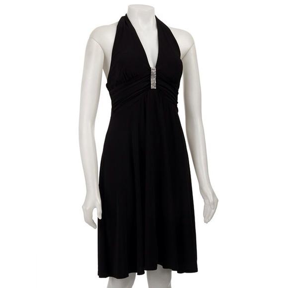 93 Off R Amp M Richards Dresses Amp Skirts R Amp M Richards Black