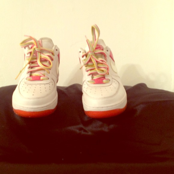 Candy Paint Nike Air Force 1 Model Aviation