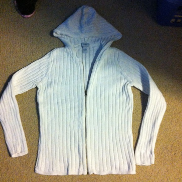 Old Navy - old navy zip up sweater from Lo's closet on Poshmark