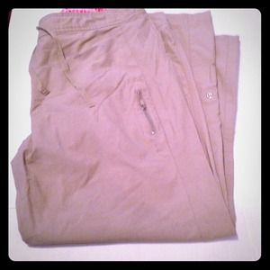 Danskin Now Pants - Danskin Now Tan Pants Sz-12/14