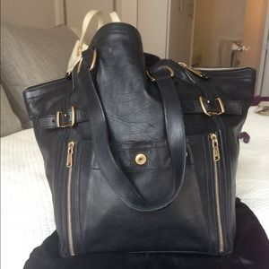 77% off YSL Handbags - YSL weekender duffle, travel-gym bag from ...