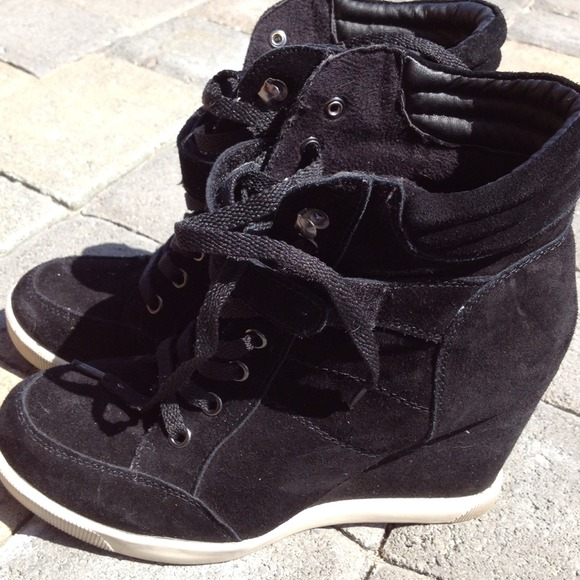 Steve Madden Shoes - Steve Madden wedge sneakers 3