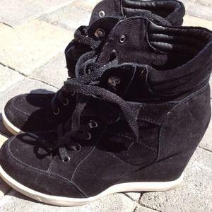 Steve Madden Shoes - Steve Madden wedge sneakers 3