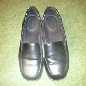 73 romano palai shoes black slip on shoe from terry