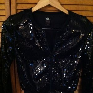 H&M Jackets & Blazers - Sequin jacket